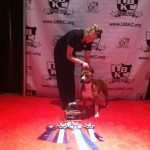 "Diablos Nick of Time ""Rolex"" Best in Show"